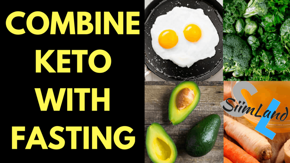 intermittent fasting combined with ketogenic diet