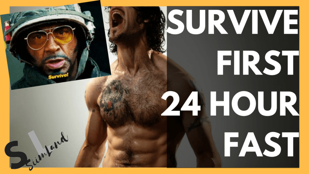 How to Survive Your First 24 Hour Fast (How to Have a One
