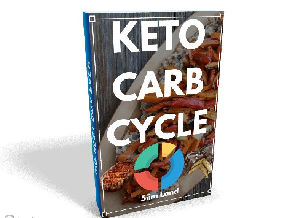 Keto Carb Cycle Meal Plan 3D Siim Land - Siim Land