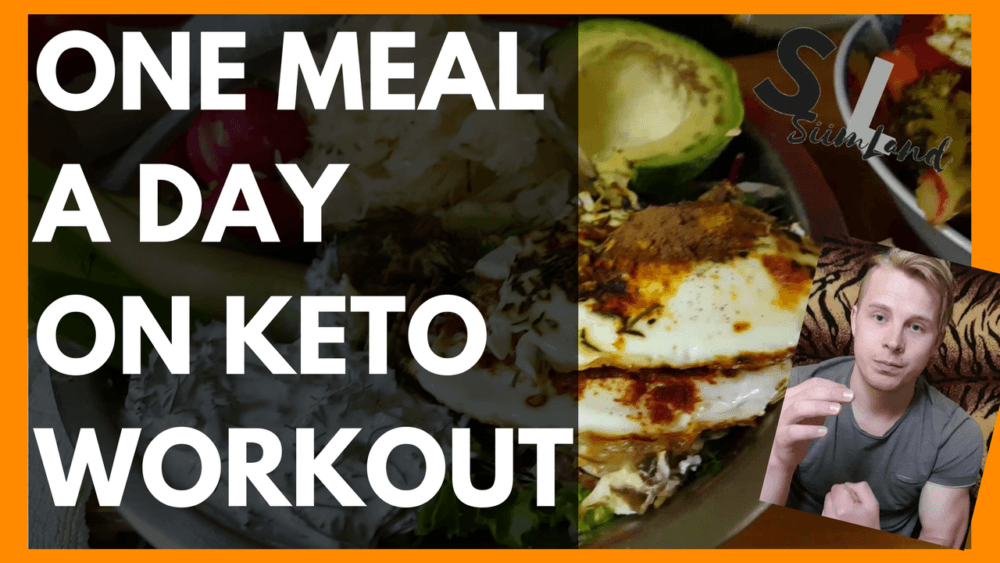 My One Meal a Day Keto Full Day of Eating (OMAD KETO Diet
