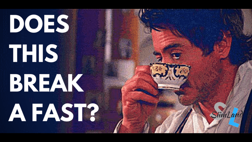 What Breaks a Fast While Intermittent Fasting - Siim Land