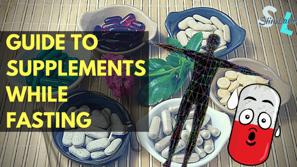 The Ultimate Guide to Taking Supplements While Fasting (So