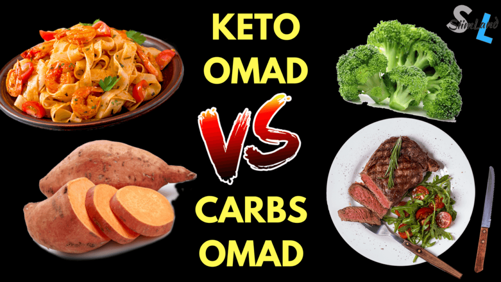 Differences Between One Meal a Day Keto VS One Meal a Day High Carb - Siim Land