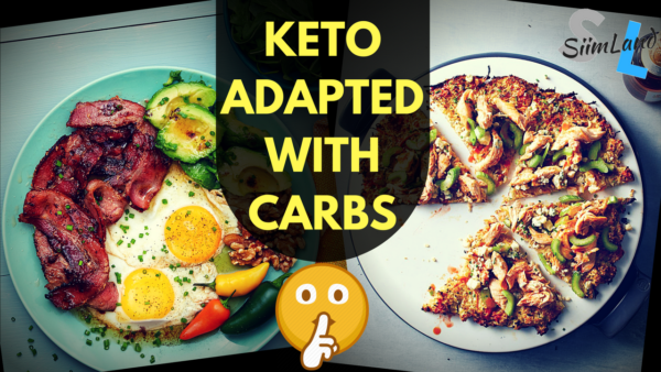 How to Stay Keto-Adapted While Eating Carbs - Siim Land