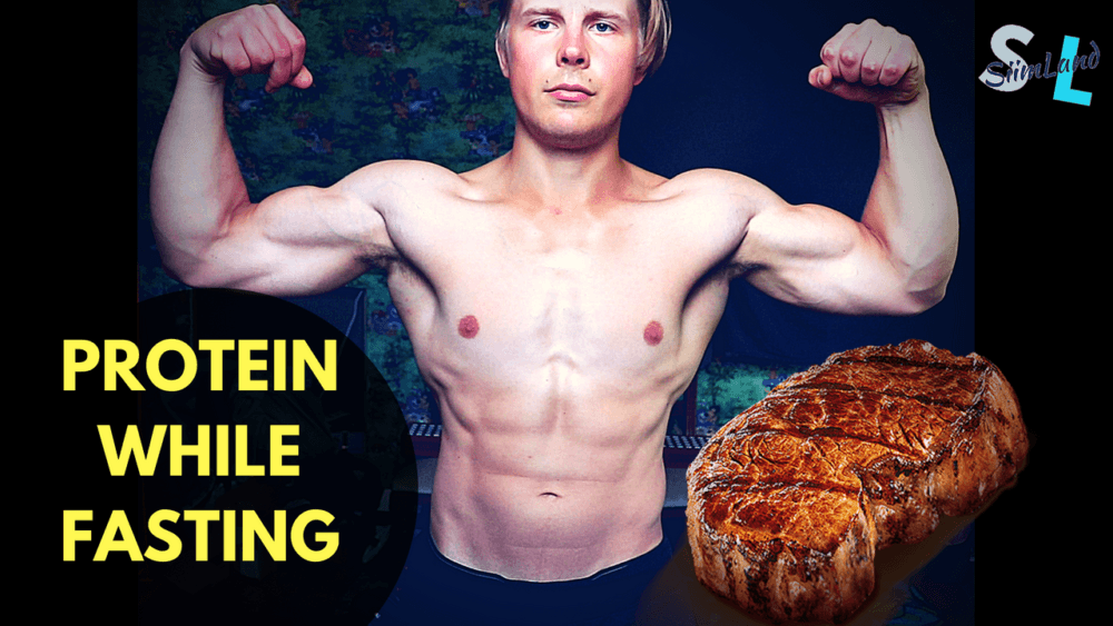 How Much Protein to Eat While Intermittent Fasting - Siim Land