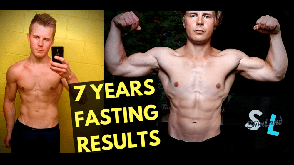 My Experience With Intermittent Fasting After 7 Years Siim Land