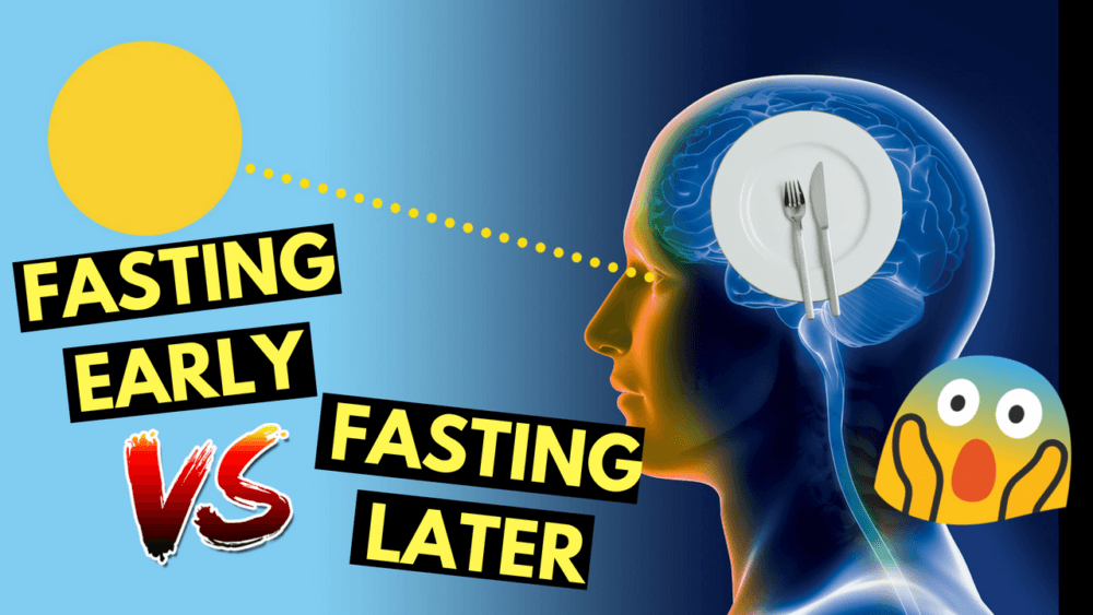 How Does Fasting And Eating Late Affect The Circadian