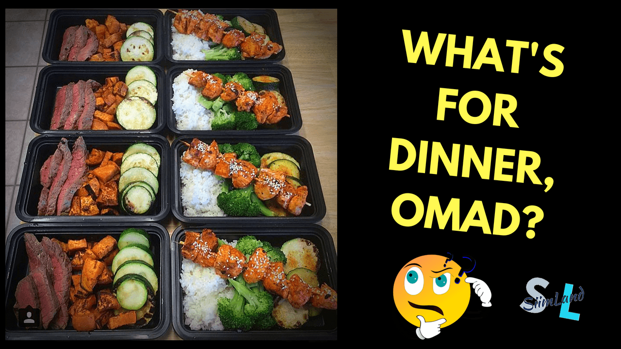 What Foods to Eat on OMAD and What Not To - Siim Land
