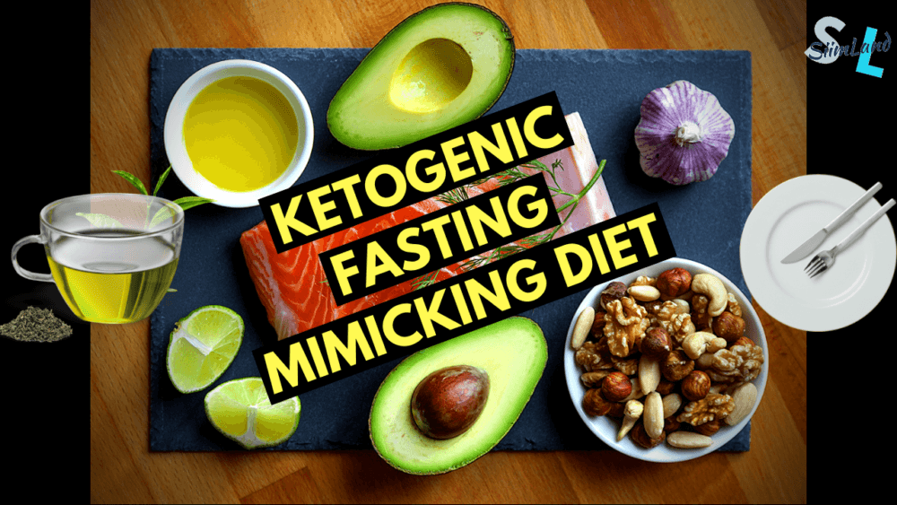 Ketogenic Fasting Mimicking Diet How To - Siim Land