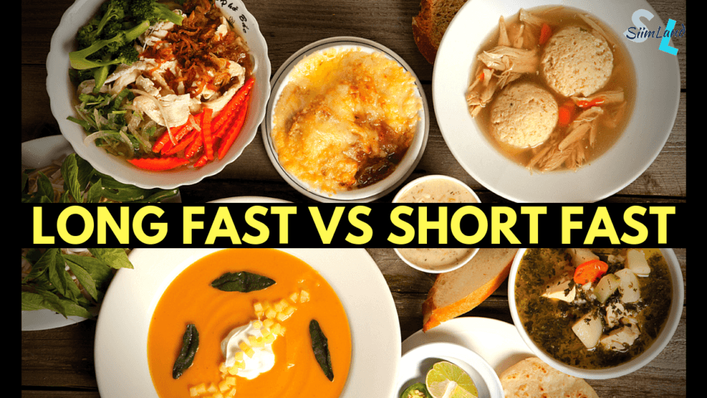 Difference Between Breaking a Long Fast VS Breaking a Short