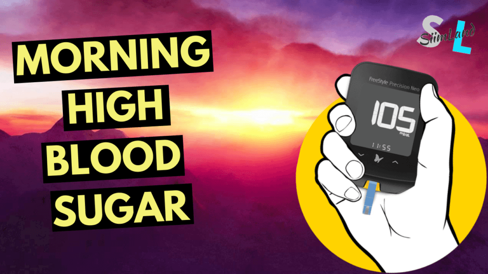 High Blood Sugar in the Morning? Meet the Dawn Effect - Siim
