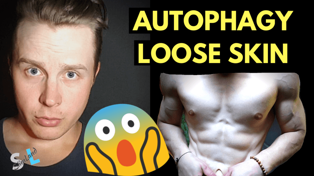 Does Autophagy Reduce Loose Skin? - Fasting and Loose Skin