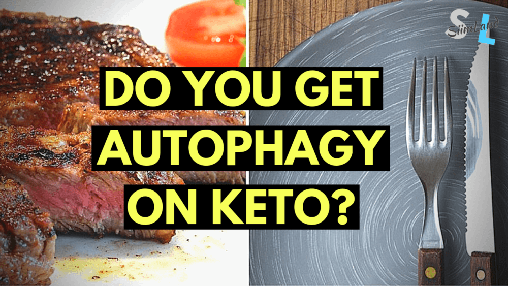 does ketogenic diet lead to autophagy