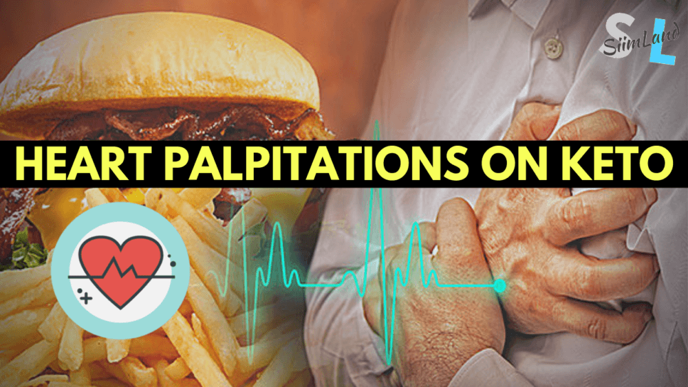 Heart Palpitations on Keto and Fasting SOLVED! - Siim Land