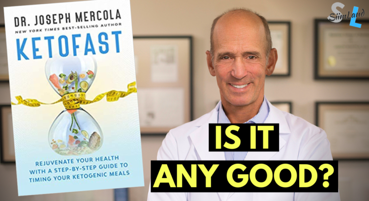 Dr Mercola Keto Fast Book Review - Siim Land
