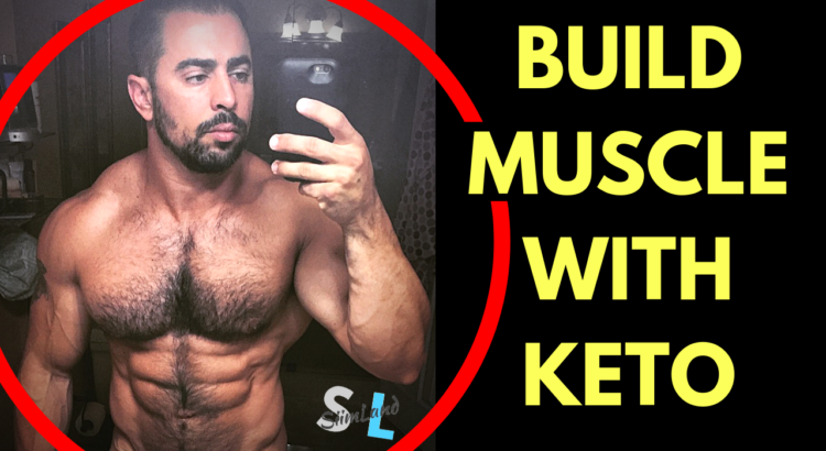 keto diet to build muscle