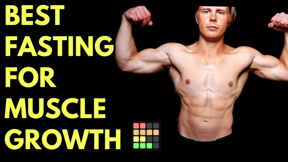 Ranking The Best Intermittent Fasting For Muscle Growth Siim Land